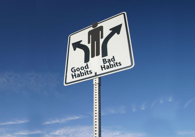 good habits vs bad habits